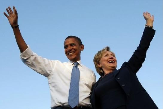 In campagna elettorale a Orlando, Florida, 20 Ottobre 2008.