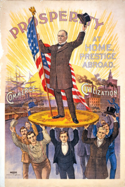 republican-william-mckinleys-election-emphasized-a-strong-currency-and-the-gold-standard-1896