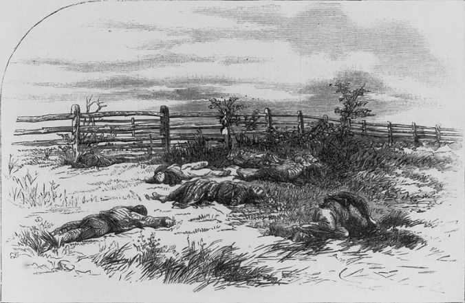 800px-Drawing_of_Dead_Soldiers_on_Antietam_battlefield