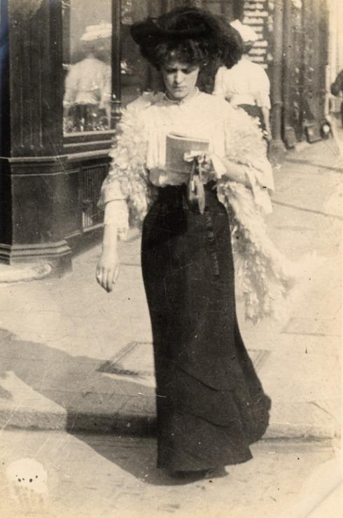 vintage streetstyle 1906