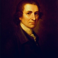 06. Rivoluzionario e cittadino ideale: Tom Paine. Matthew Pratt, Thomas Paine (1785-1795). Kirby Collection of Historical Paintings, Lafayette College Art Collection, Easton, Pennsylvania.