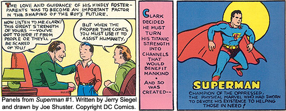 Clarks-upbringing