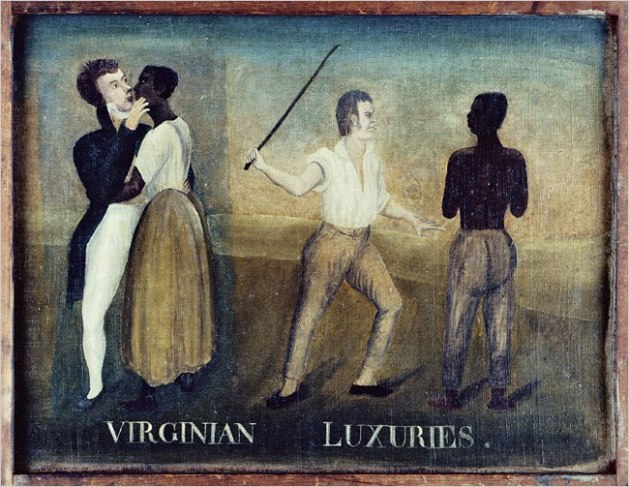 Virginia Luxuries, circa 1800. Unknown artist. Courtesy: Abby Aldrich Rockefeller Folk Art Museum