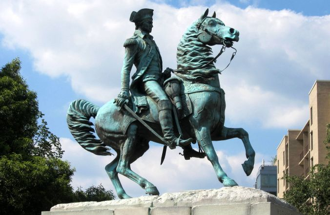 06.George_Washington_equestrian_statue