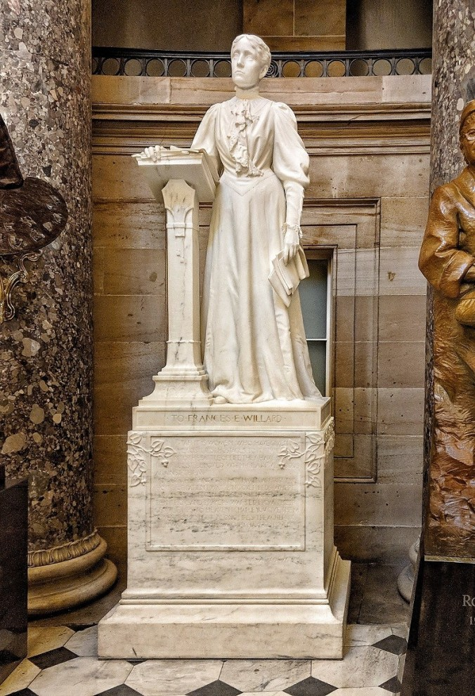 03. Frances-E.-Willard-statue-US-Capitol